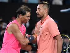 Kyrgios klopte Nadal ooit met een 'helse kater'