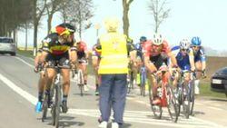 UCI zal voet- en fietspadrijders streng aanpakken tijdens Ronde