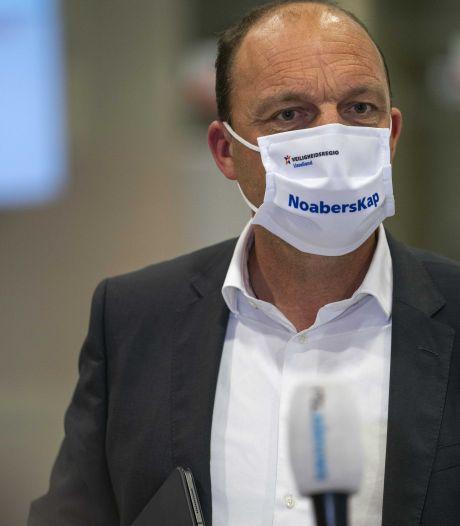 Hardenberg deelt gratis mondkapjes uit aan minima