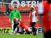 Feyenoord verzuipt in kampioenswedstrijd