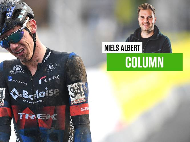 """Niels Albert over niet-selectie van Thibau Nys: """"Het getuigt dat er binnen het selectiewerk niet aan vriendjespolitiek wordt gedaan"""""""