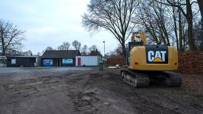 FC Alberta begonnen aan bouw nieuwe kantine
