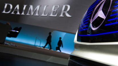 Minstens 10.000 jobs weg bij zware saneringsoperatie bij moederbedrijf Mercedes
