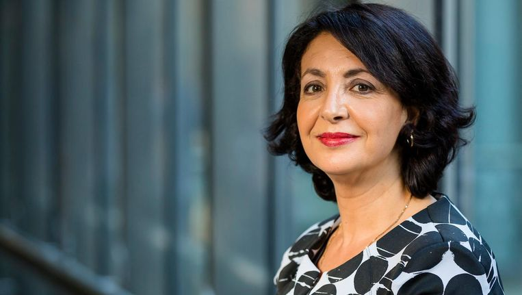 Khadija Arib (55) is sinds januari van dit jaar voorzitter van de Tweede Kamer Beeld anp