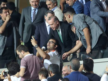 "Basaksehir, ""le club d'Erdogan"" qui rêve de vaincre le PSG"