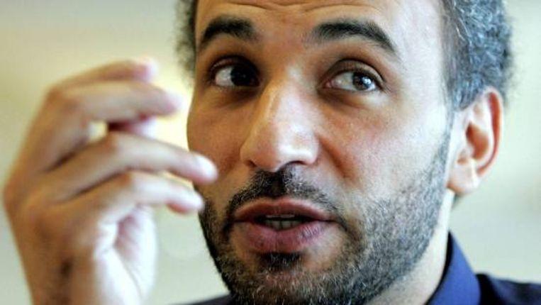 Tariq Ramadan (EPA) Beeld