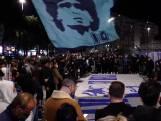 Fans overal ter wereld nemen afscheid van Diego Maradona