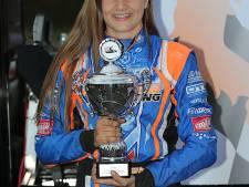 Kartster Esmee (15) komt dicht bij haar droom: 'Er heeft nog nooit een vrouw in de Formule 1 gereden. Ik word de eerste'