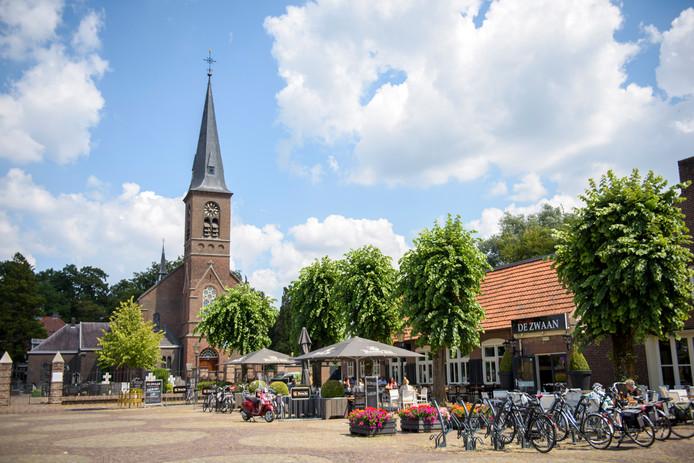 Centrum van Borkel (foto ter illustratie).