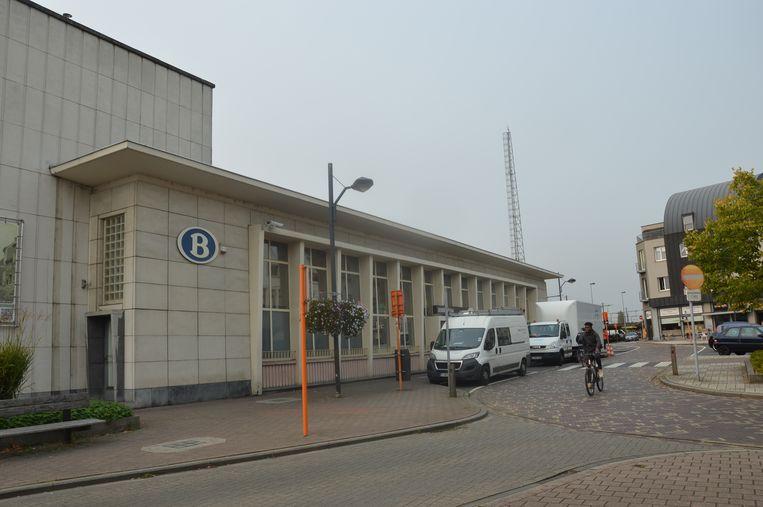 In de stationsomgeving heerst een onveiligheidsgevoel.