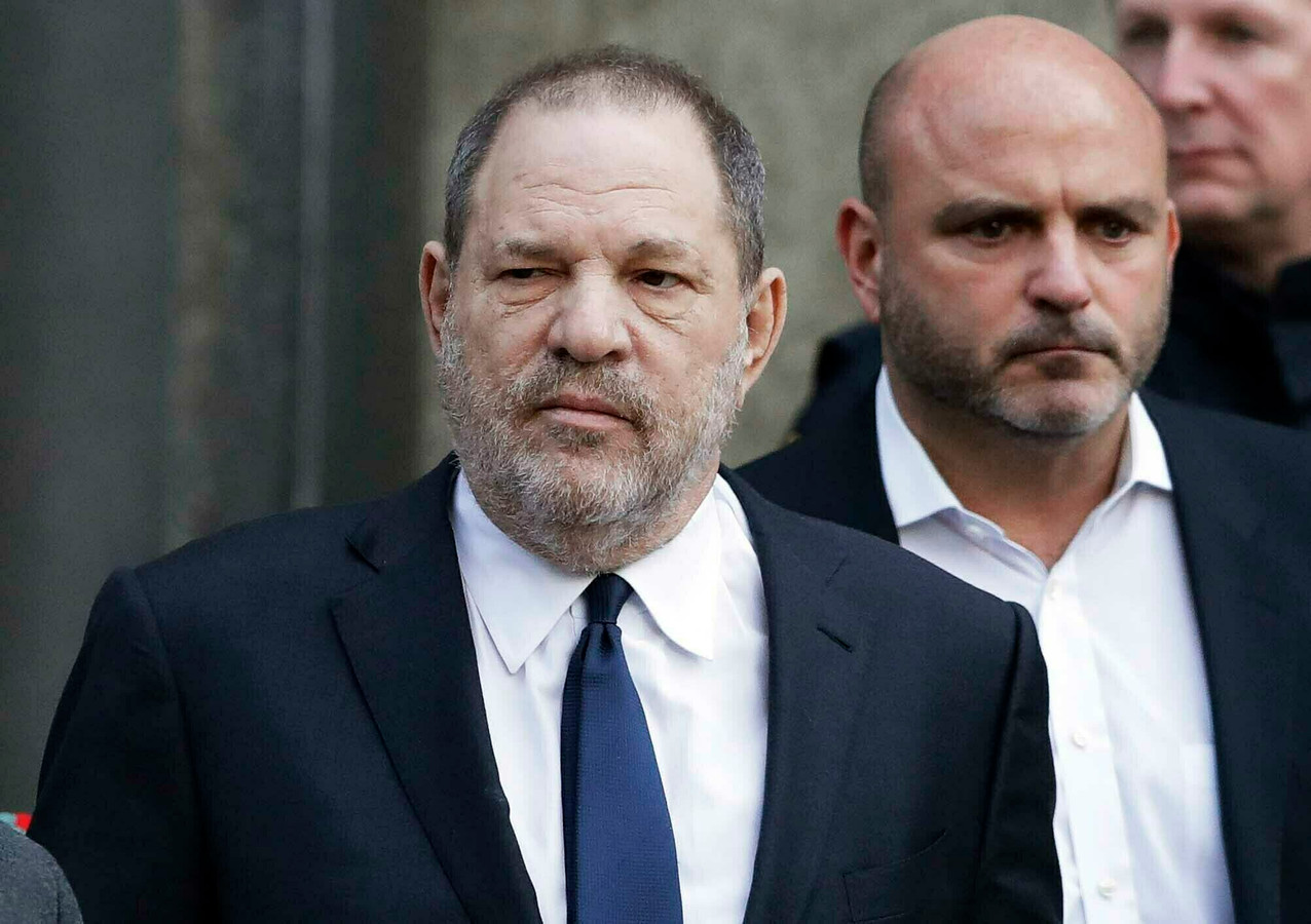 Harvey Weinstein.