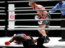 YouTube-ster slaat ex-profbasketballer knock-out en daagt McGregor uit