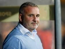 Helmond Sport-trainer Robby Alflen: 'Er moet iets gebeuren tegen Cambuur'