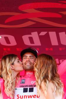 'Dumoulin bewees op de Stelvio dat hij een groot kampioen is'
