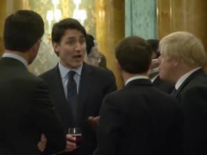 """Moqué, Trump tacle Trudeau et annule sa conférence de presse finale: """"Il est hypocrite"""""""