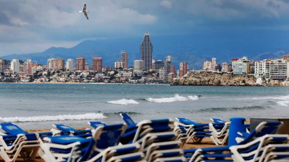 Spanje denkt eraan om deze zomer geen buitenlandse toeristen toe te laten