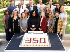 Grey's Anatomy fête son 350e épisode