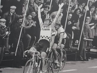 40 jaar na zijn overwinning in de Ronde van Vlaanderen opent Michel Pollentier een vernieuwde fietsroute die naar hem genoemd is