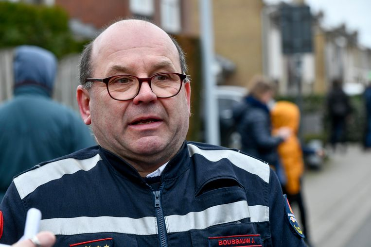 Bevelhebber  Jan Boussauw