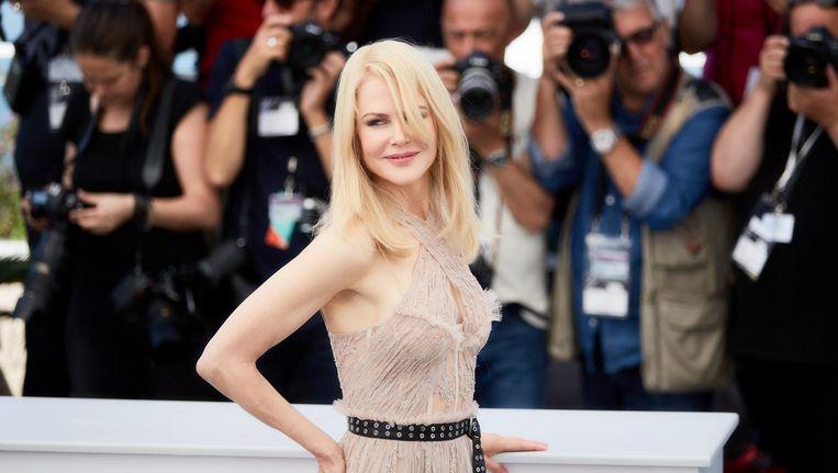 Nicole Kidman in Cannes Beeld getty
