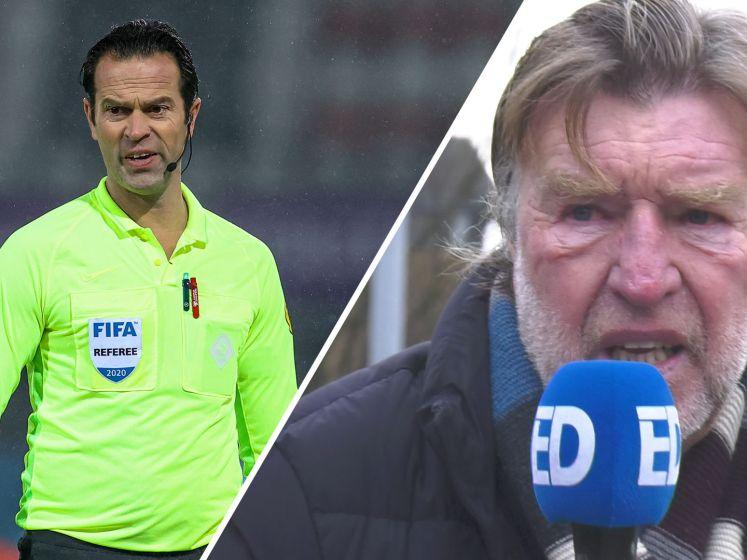 Aad de Mos over Schmidt vs Nijhuis: 'Trainer moet zich focussen op het spel van PSV'