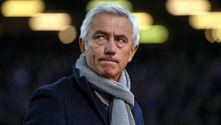 De bondscoach van Saudi-Arabië, Bert van Marwijk.