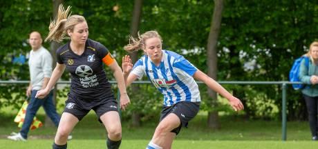 FC Eindhoven Vrouwen in slotfase onderuit bij kampioen