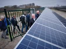 Opening Zonnepark Maassluis: 'Iedereen kan meedoen'