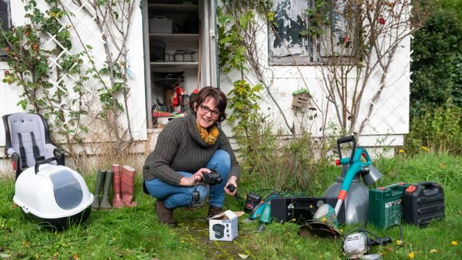 Tuinhuis vol rommel? Opruimcoach toont stap per stap hoe je er komaf mee maakt