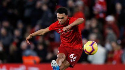 TransferTalk. Liverpool bindt rechtsback Alexander-Arnold tot 2024 aan zich - Zivkovic definitief weg bij KV Oostende - Recordaankoop Sala moet Cardiff City naar behoud loodsen