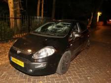 Dronken bestuurder (27) uit Tiel gepakt in beschadigde auto