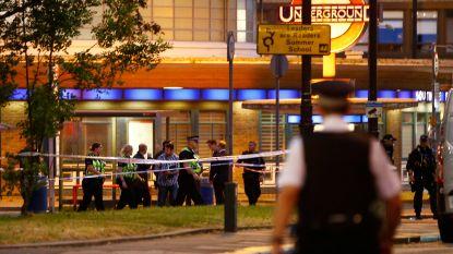 Kleine ontploffing in Londense metro: zeer waarschijnlijk geen terreur, wel man opgepakt