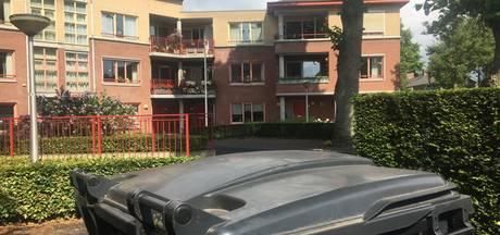 Afvalbeleid appartementencomplexen zorgt in hartje Goirle voor commotie