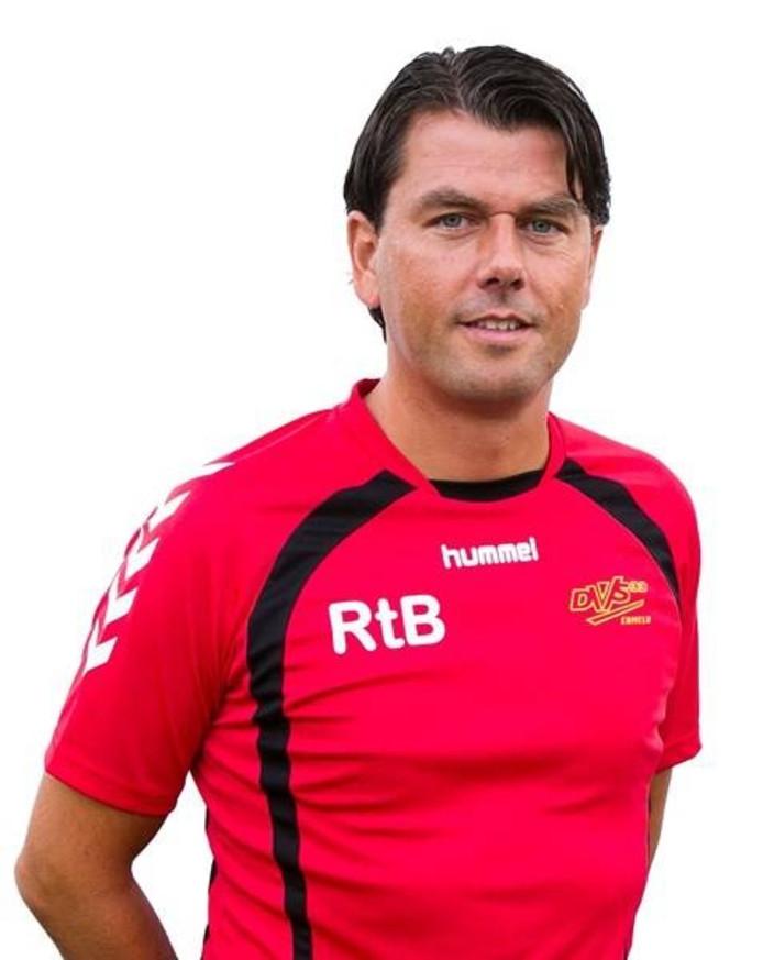 Trainer Roeland ten Berge.