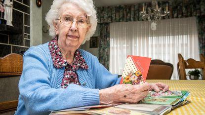 Elisabeth Vermont (101) vanavond in Iedereen Beroemd