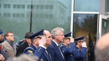 Geïntegreerde politie en minister De Crem herdenken 27 overleden agenten