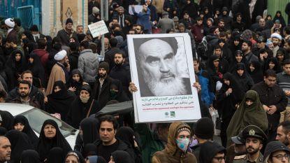 """Trump waarschuwt Iran: """"Khamenei moet op zijn woorden letten"""""""