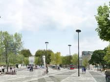 Stadsforum, hét plein van Tilburg: 'Wees niet bang voor rust en leegte'
