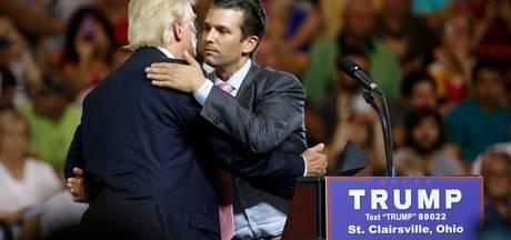 Oudste zoon van Donald Trump wil geen geheim agenten meer om zich heen