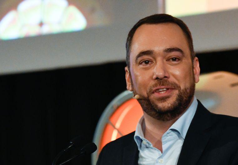 Voorzitter Maxime Prévot (cdH)
