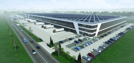 Nóg een groot distributiecentrum bij Lelystad Airport
