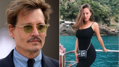 Maakt Johnny Depp al nieuwe trouwplannen met Russische danseres?