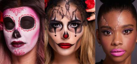5 maquillages d'Halloween à reproduire