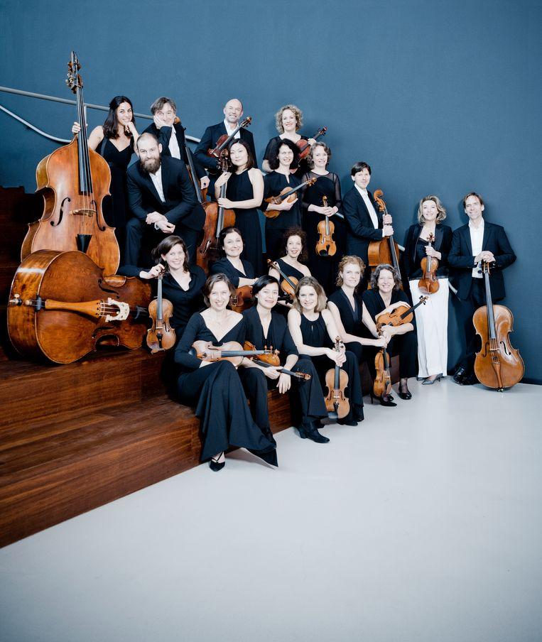 Sinfonietta Amsterdam Beeld Marco Borggreve