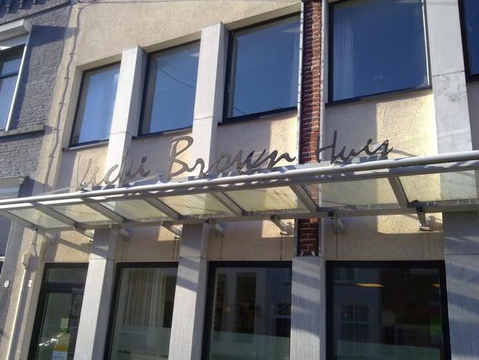 Het Vicki Brownhuis is gevestigd aan Hinthamereinde, maar gaat verkassen naar een nieuwe locatie.