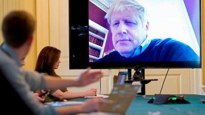 Boris Johnson (55) overgebracht naar intensieve zorg: toestand verslechterde in loop van de dag