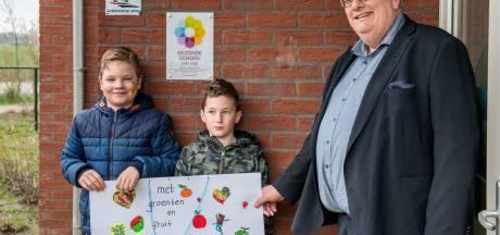 't Vogelnest in Hengstdijk is een gezonde school