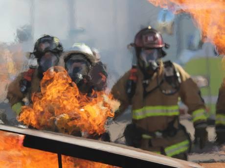 Brandweer heeft natuurbrand op Goeree-Overflakkee snel onder controle