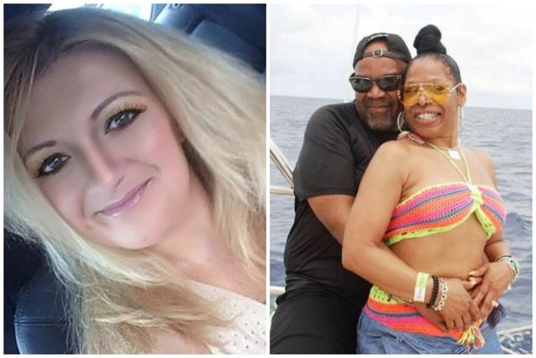 Miranda Schaupp-Werner (links) en Edward Nathaniel Holmes en Cynthia Ann Day (rechts) overleden onverwachts in een resort op de Dominicaanse Republiek.