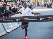 Cheptegei scherpt wereldrecord op 15 km aan tijdens Zevenheuvelenloop